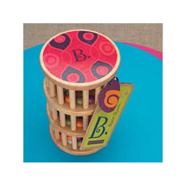美國【B.Toys】感統玩具 夏客鈴  BX1170Z