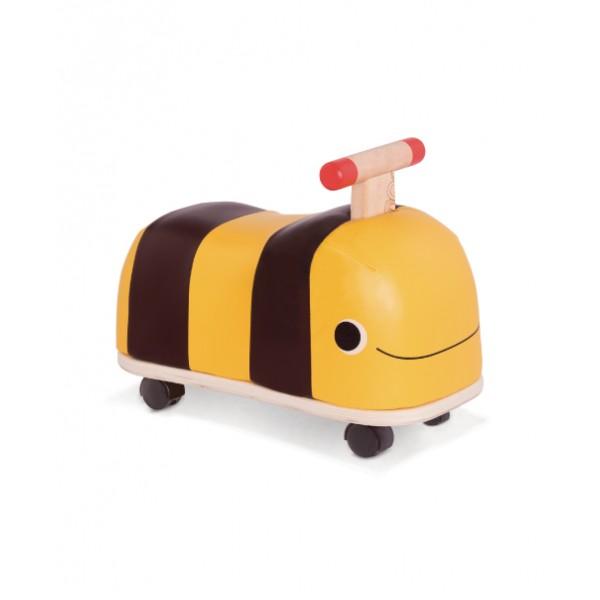 美國【B.Toys】感統玩具_蜜蜂加速 BX1779Z