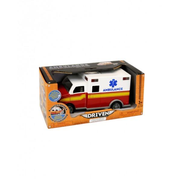 小型救護車 WH1126Z (缺貨中)