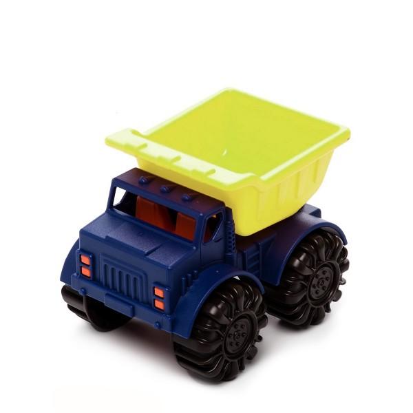 小挖人翻斗車(深藍)  BX1418Z