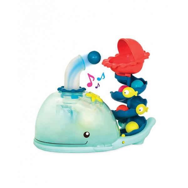 美國【B.Toys】感統玩具 威利發球 BX1607Z
