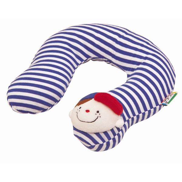 【 K's kids】幼童專用汽車護頸枕(小威) K's Kids Wayne Car Seat Pillow SB001-18