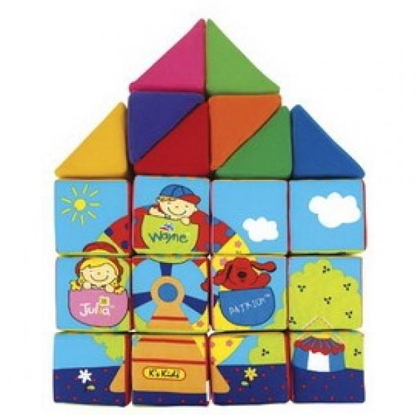 多功能數學遊戲積木組 K's Kids Block N Learn  SB002-15