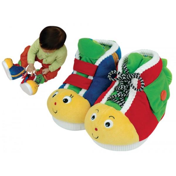 歡樂學習小鞋 K's Kids Learning Shoes on Little Feet  SB002-16