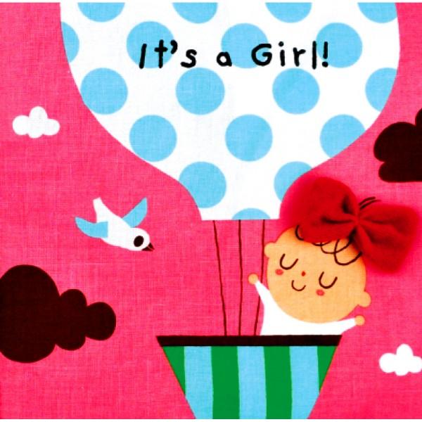 女孩床圍布書 SB002-72