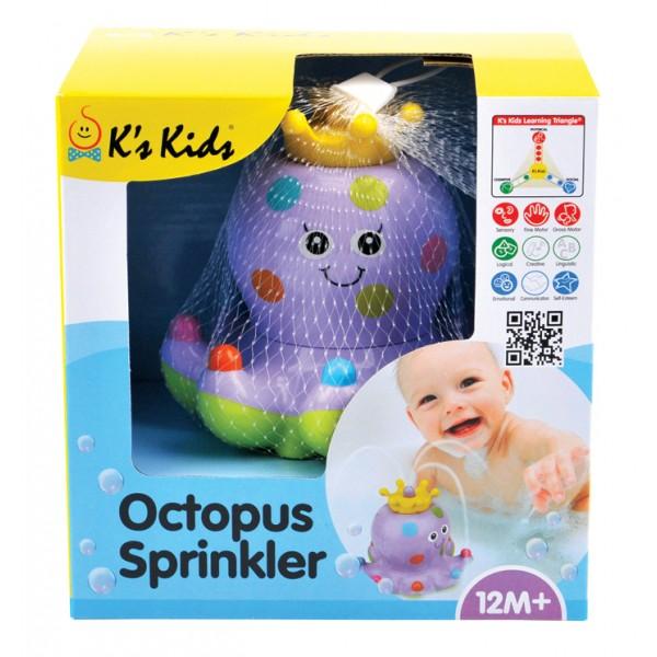 會噴水的章魚 ( Octopus Sprinkler) SB004-43