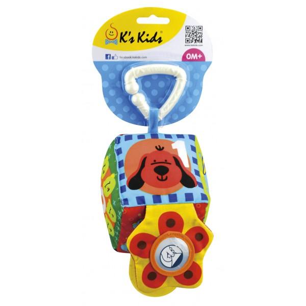 【 K's kids】寶寶的第一個遊戲方塊 Baby's First Cube SB004-44 (缺貨中)