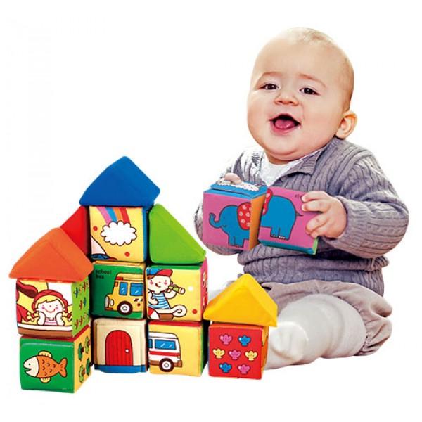 【 K's kids】寶寶配對學習積木組 SB004-56 (缺貨中)