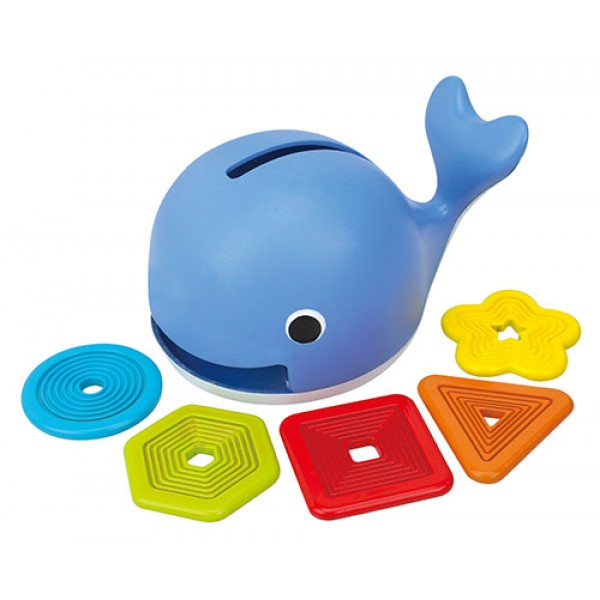 【 K's kids】愛吃形狀的鯨魚 SB004-61