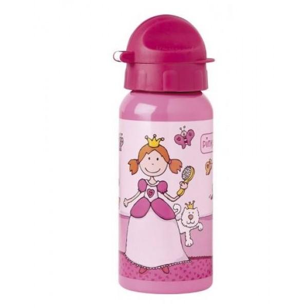 德國【SIGIKID】_兒童水壺-粉紅女王 24482