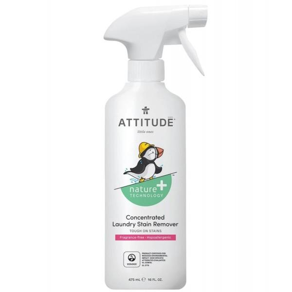 加拿大 ATTITUDE 艾特優_嬰幼兒衣物去污劑 475ml - AM12559
