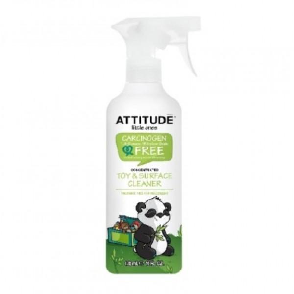 ATTITUDE 艾特優 玩具表面清潔劑 475ml  - AM10159